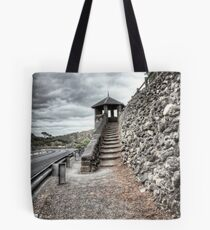 Tower Lookout Tote Bag