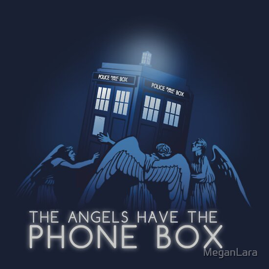 TShirtGifter presents: The Angels Have the Phone Box