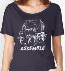 Herculoids Assemble Women's Relaxed Fit T-Shirt