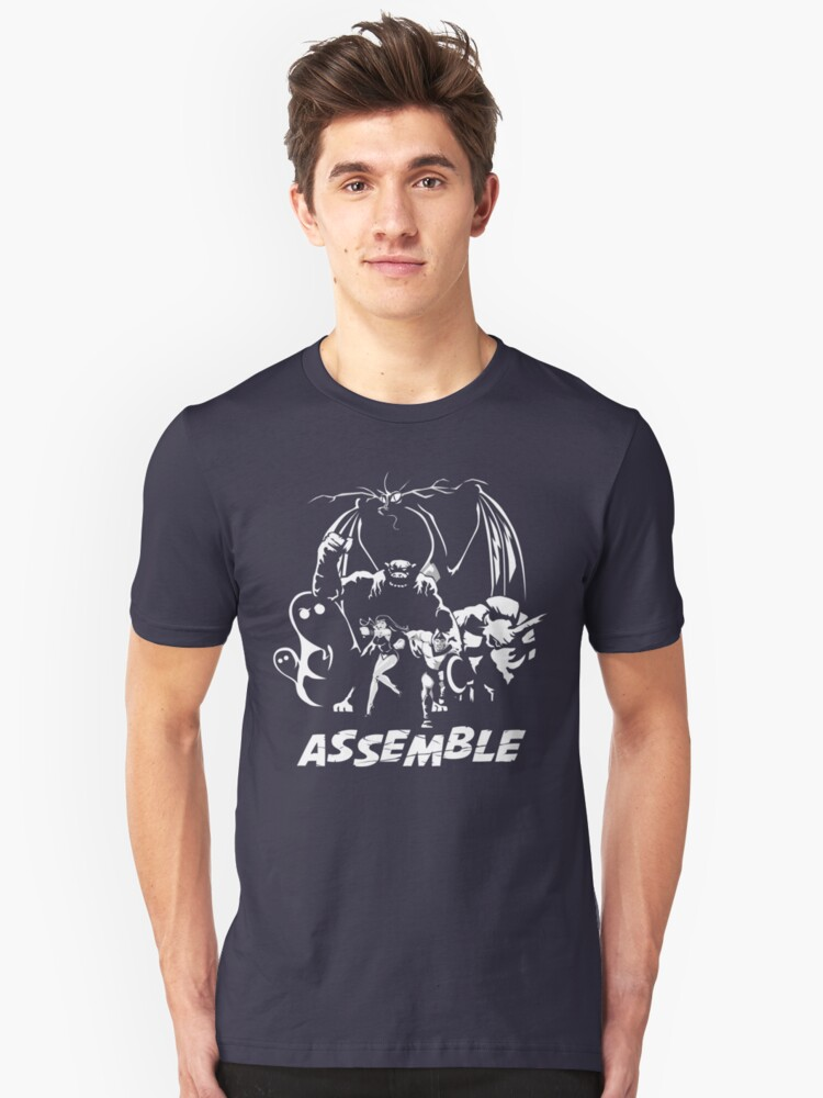 Herculoids Assemble by Crocktees