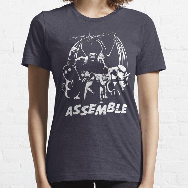 Herculoids Assemble Essential T-Shirt