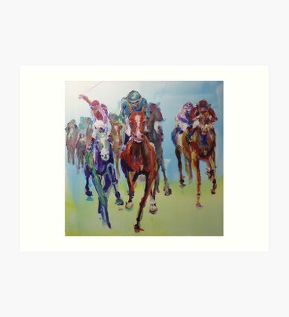 Cup Day Art Print