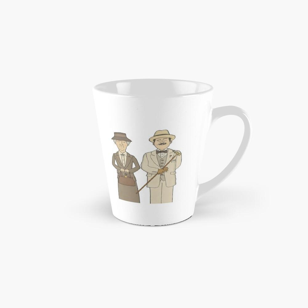 Marple and Poirot Mug