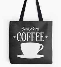 But First, Coffee 01 Tote Bag