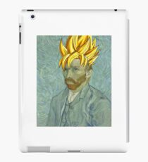 Vincent Van Goku iPad Case/Skin