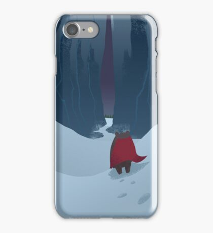 SUNRISE  - Journey Through the Unknown iPhone Case/Skin