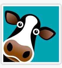 Moo Cow - T Shirt Sticker