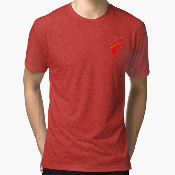 Designbywhacky logo Tri-blend T-Shirt