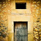 Old Spanish Door by marina63