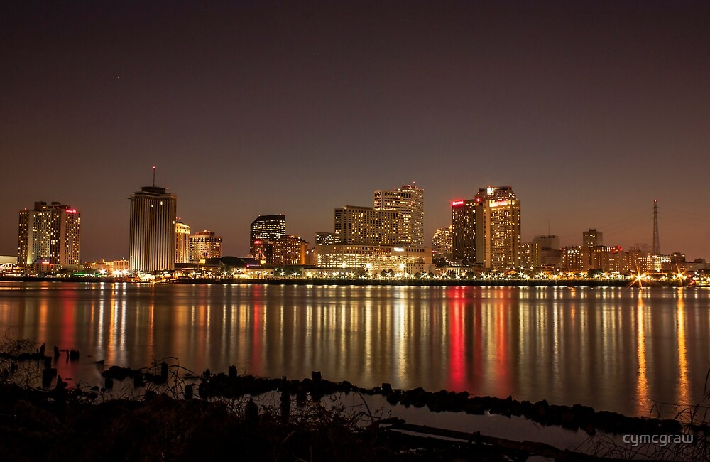 NEW ORLEANS by cymcgraw