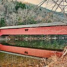 The Hillsgrove Covered Bridge Restored by Penny Fawver