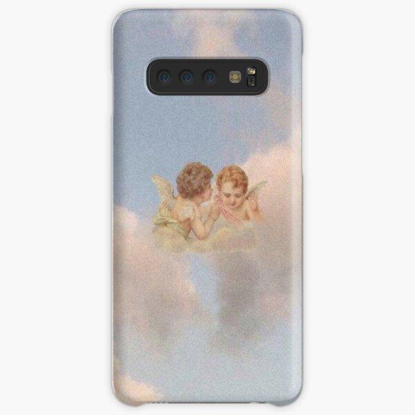 Renaissance angels in sky Cherubs Cupid Samsung Galaxy Snap Case
