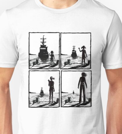 People Always Leave  Unisex T-Shirt