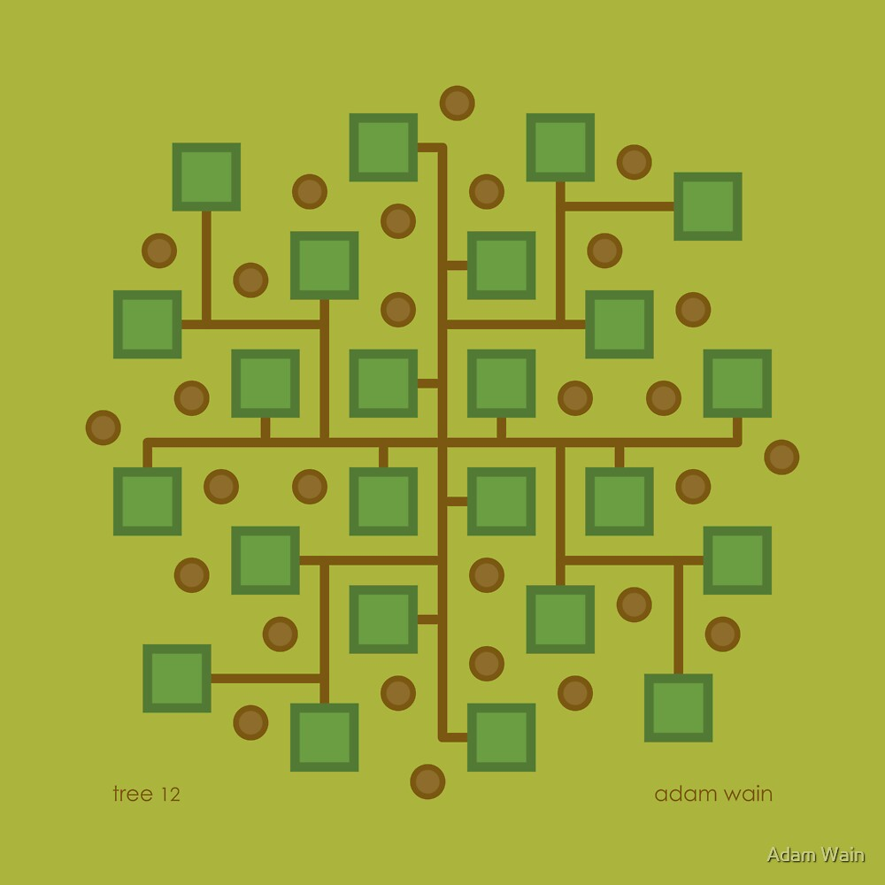 Tree 12 by Adam Wain