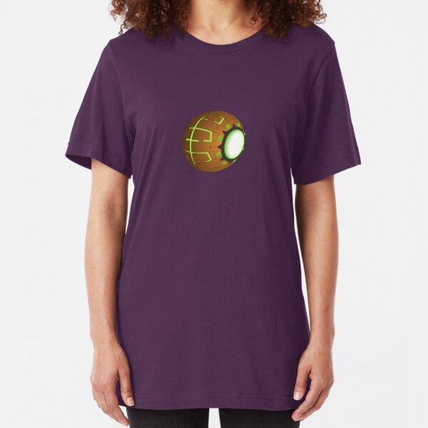 Green Goblin Pumpkin Bomb Slim Fit T-Shirt