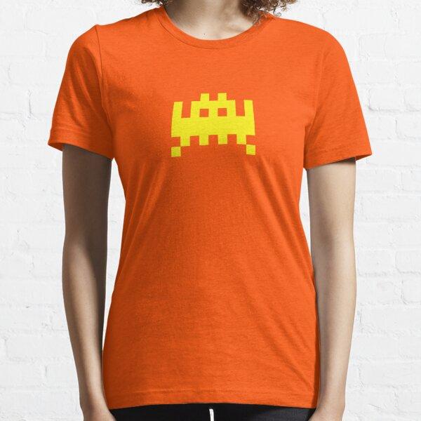 Pixel Invader Essential T-Shirt
