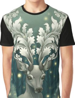 Antlers of Filigree Graphic T-Shirt
