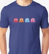 Pixel Ghosts T-Shirt