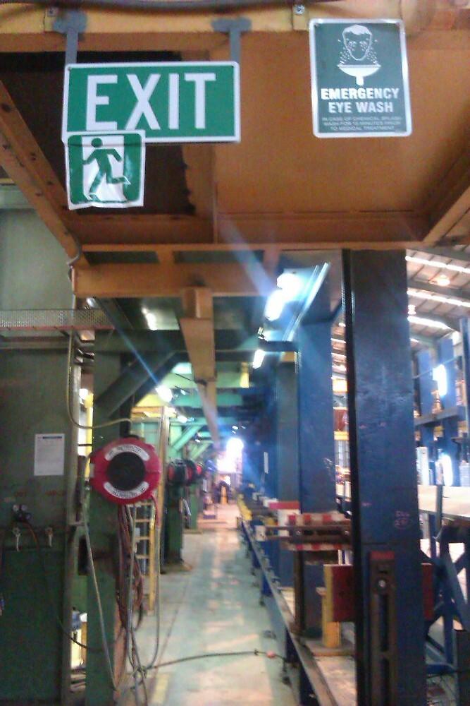corridor by silenses