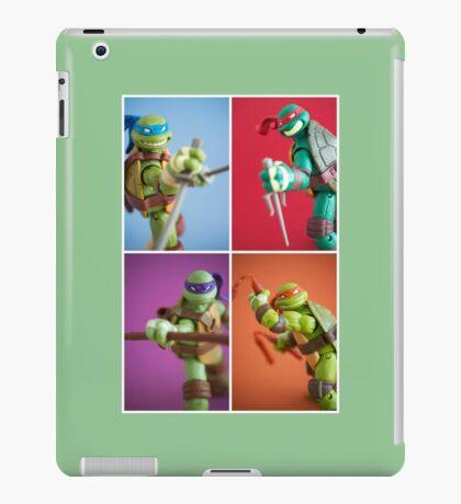 Heroes In A Half Shell  iPad Case/Skin