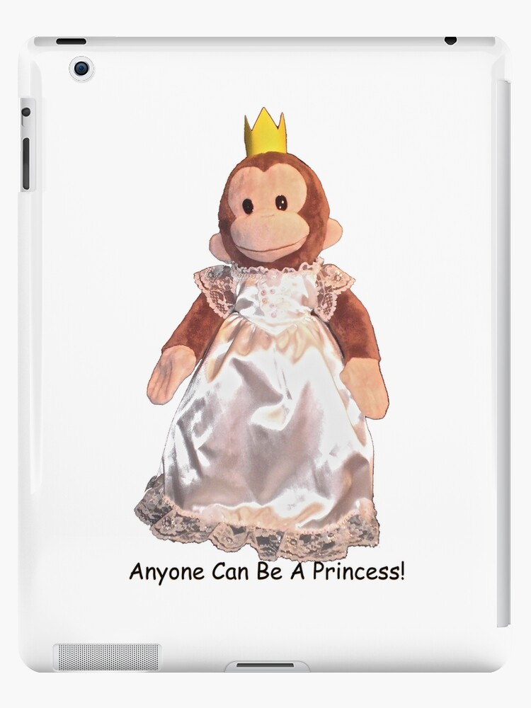 Anyone Can Be A Princess! - Black Text by MTKlima