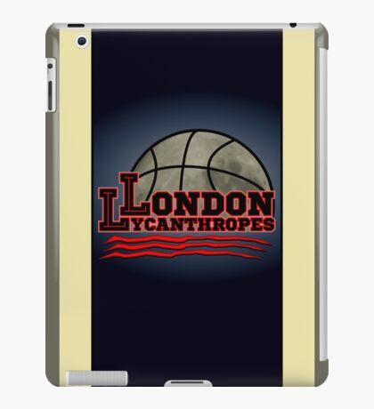 London Lycanthropes iPad Case/Skin