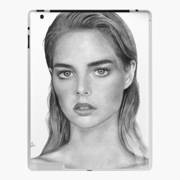 Samara Weaving iPad Skin