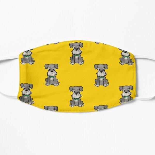Bow tie Schnauzer Mask