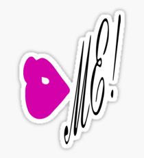 ۞»♥Kiss Me Fun & Romantic Clothing & Stickers♥«۞ Sticker