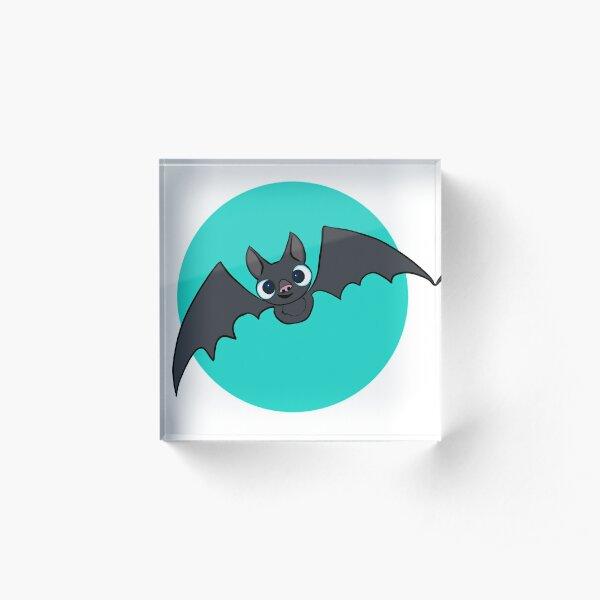 BAT! Acrylic Block