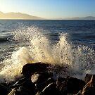 Crashing wave by NuclearJawa