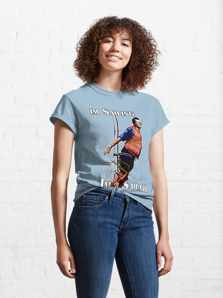 Alternate view of Im Sailing Classic T-Shirt