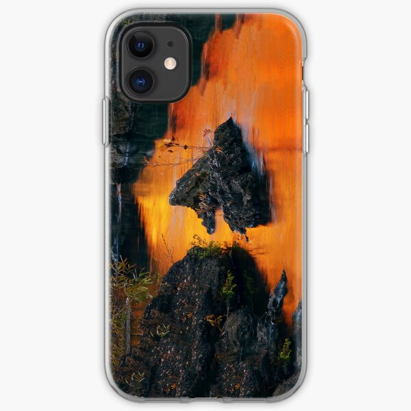 Autumn Fire iPhone Soft Case