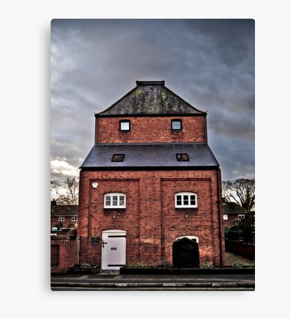 Hunt's Mill Canvas Print
