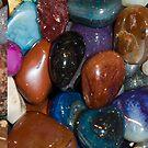 Polished Rocks of the Rainbow by pjwuebker