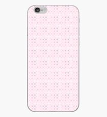 Pink Micro Dots iPhone Case