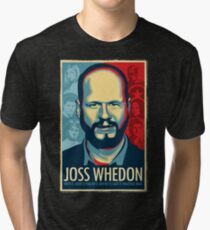 Joss Whedon Is My Master Now Tri-blend T-Shirt