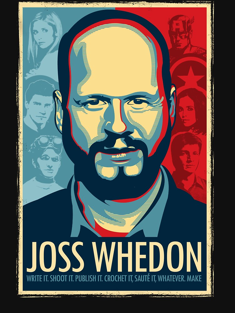 Joss Whedon Is My Master Now | Unisex T-Shirt