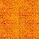 Orange and Yellow Micro Dots by pjwuebker