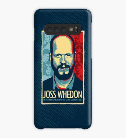 Joss Whedon es mi maestro ahora Funda/vinilo para Samsung Galaxy
