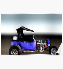 1927 Ford T-Bucket Poster