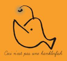 Ceci n'est pas une hanklerfish | Women's T-Shirt