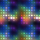 Neon Lights Abstract by pjwuebker