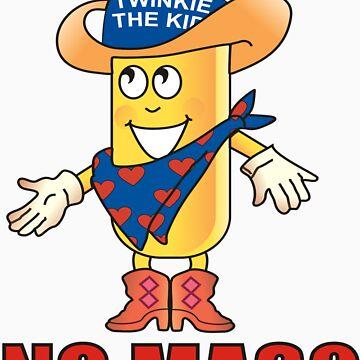 Twinkie The Kid No Mas? by JamesChaffin