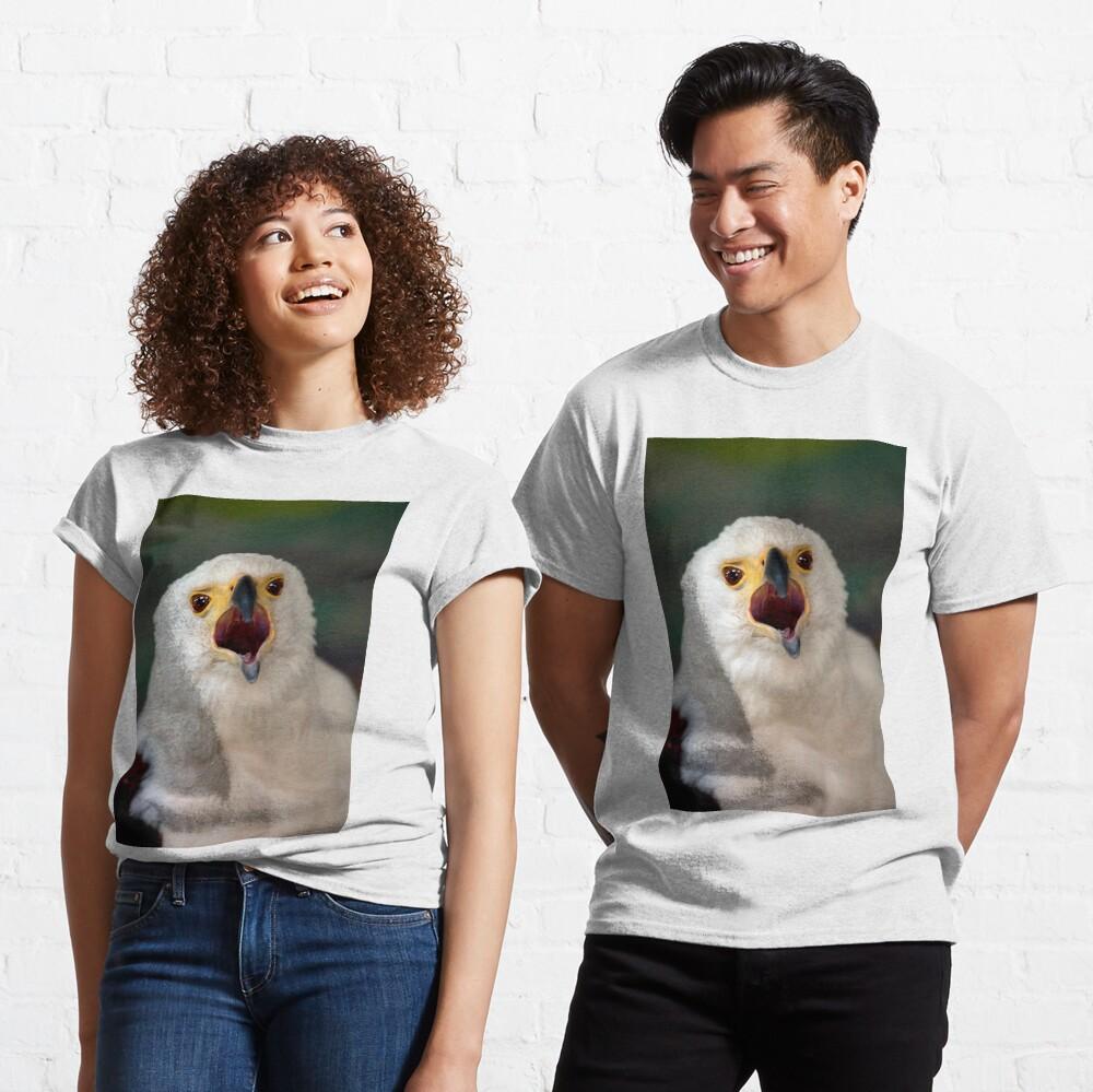 African Fish Eagle Classic T-Shirt