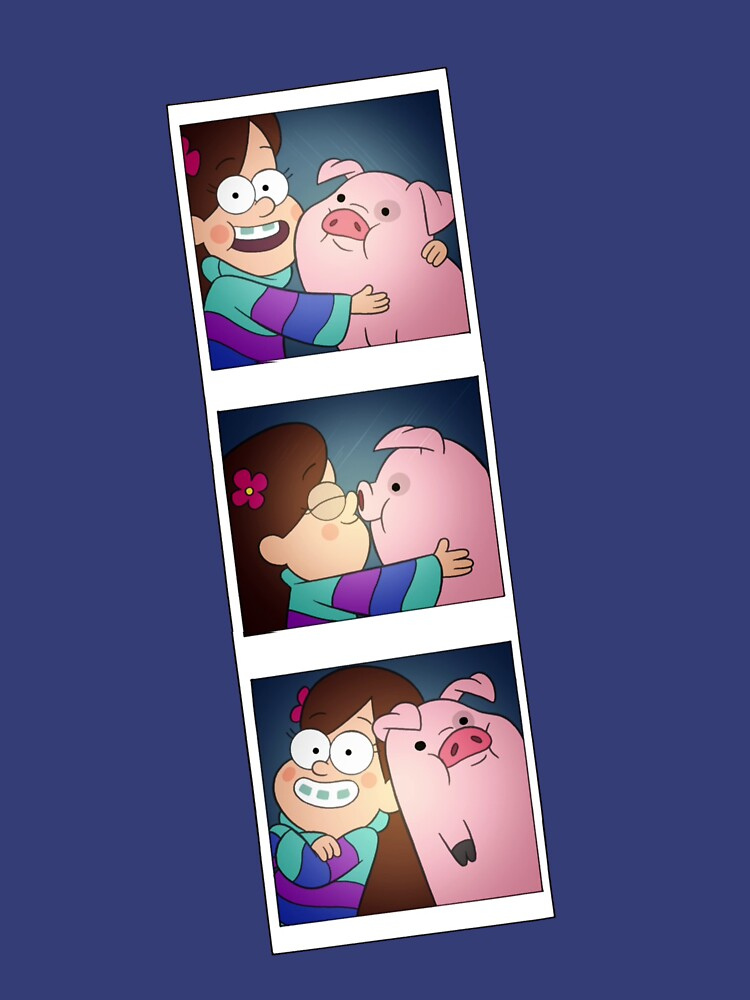 Mable and Waddles Photobooth | Unisex T-Shirt