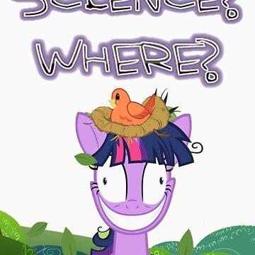 SCIENCE? by senseiunicorn