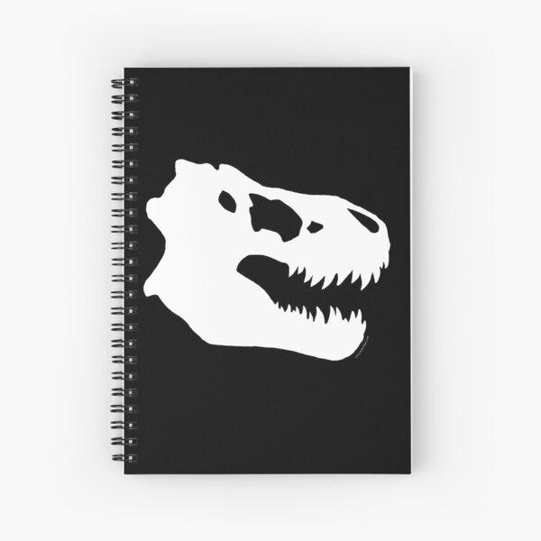 Tyrannosaur Skull #2 Spiral Notebook