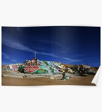 Salvation Mountain Poster