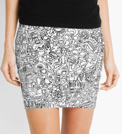 Skribl Mini Skirt